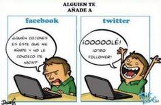 """""""Así son las redes sociales, y así se las hemos contado"""" #humor (pinned by @ricardollera)"""