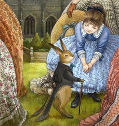 Просмотреть иллюстрацию Кролик из сообщества русскоязычных художников автора Оксана Фомина в стилях: Другое, нарисованная техниками: Смешанная техника.