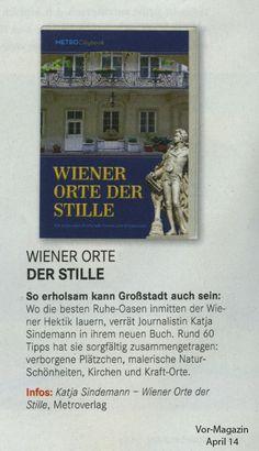 Wiener Orte der Stille