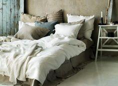 Earth colour vibes: Αγαπημένη διακόσμηση για το υπνοδωμάτιο Το natural decor θα σας κατακτήσει.