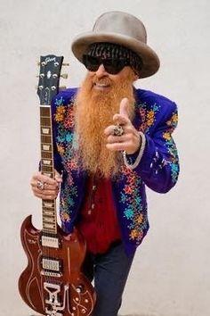 Frank Beard, Billy Gibbons, Zz Top, Rock Legends, Rock N Roll, Pure Products, Sweet Sweet, Rock Stars, Beards