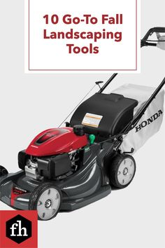 10 Go-To Fall Landscaping Tools Handy Tools, Cool Tools, Fall Clean Up, Landscaping Tools, Garden Supplies, Outdoor Power Equipment, Landscape, Scenery, Garden Tools