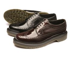 75463a802d0 Our classic Royal brogue model with a twist