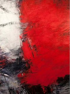 Surface Series – RED #3 by Ivo Stoyanov