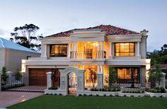 Atrium Home Designs: Verdi. Visit www.localbuilders.com.au/home_builders_perth.htm to find your ideal home design in Perth
