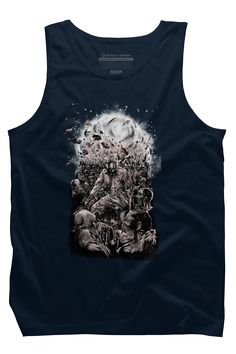 The infected: plan B. Mens Tank Top