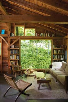 A Farm and Forage Dinner in the Northern Catskills Inez Valk left Brooklyn for a backwoods parcel way upstate - then built a life around it, opening a restaurant that turned area farmers into friends. Tiny House Cabin, Cabin Homes, Cozy House, Wood Homes, Cozy Cabin, Farm House, Tree House Interior, Modern Cabin Interior, Cabin Interior Design