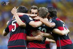 World Cup 2014: Brazil vs Germany Semi-Final Highlights