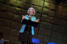 Nancy Leigh DeMoss speaking at The Gospel Coalition Women's Conference 2012. TGCW12, via Flickr.