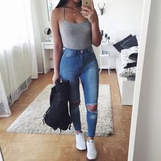 Image de fashion, girl, and outfit