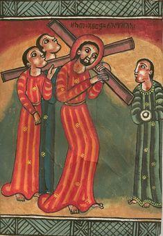 ethiopian orthodox art | Ethiopian icons | Sacred Art Pilgrim Collection: Schools of Art ...