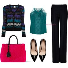 Style A Magnetic Personality - OUTFIT ONLY