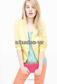 oH Yesss ppPlease! Love Her, Give It To Me, Pastel, Glamour, Blazer, Colour, Studio, My Style, Summer