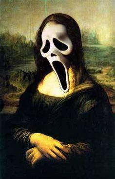 Mona Lisa - Panic Lisa