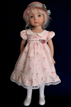 *Sunday Rose* 4 piece ensemble by VSO for Effner Little Darling