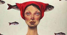 En lo más fffres.co: Afarin Saoedi crítica del hijab con su pintura: Nacida en 1979 en… #Afarin_Saoedi #Art #Arte #Arte_Contemporáneo #Blog