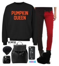 """""""Untitled #407"""" by hippygirl2 ❤ liked on Polyvore featuring Tripp, UNIF, CO, Forever Link, MANGO, Coal and Maybelline"""