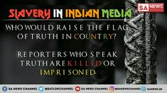 The media is the most powerful entity on Earth. They have the power to make the innocent guilty and to make the guilty innocent.because they control the minds of the masses. Hindu Worship, Sa News, Freedom Day, The Guilty, World Press, Friday Feeling, News Channels, Spirituality, Public