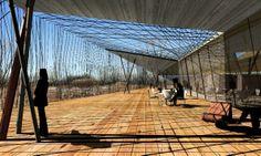 Ford Calumet Environmental Center StudioGang plusmood 02 595x357 Ford Calumet Environmental Center | Studio Gang Architects