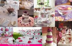 pink - weddingideas