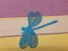 Embroidery design #Elna #eXpressive860 #embroiderymachine #sewingmachine Machine Embroidery, Embroidery Designs, Crochet Necklace, Quilts, Sewing, Creative, Dressmaking, Crochet Collar, Couture
