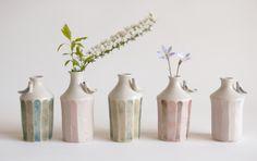 トマリギ 一輪挿し - 草舟オンラインショップ | 陶器の雑貨と食器の通販サイト | Kusafune Online Shop