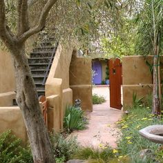 Exterior Mexican Design, Pictures, Remodel, Decor and Ideas