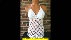 Image result for free pattern crochet tankini top