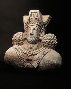 Busto de Shapur II (Arte sassânida)