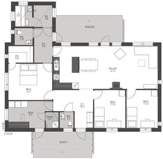 Humble Abode, House Floor Plans, Decorating Tips, Interior Architecture, My House, Sweet Home, Layout, House Design, Flooring