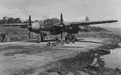 P-61 Pacific theater