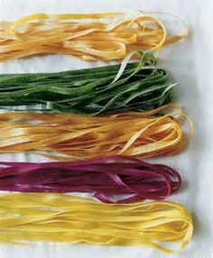 Beautiful pasta.