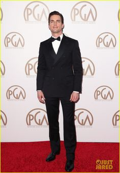 Matt Bomer & Kit Harington Are the PGA Awards' Hottest Guys!