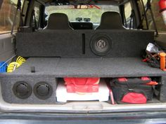 Please share photos of your cargo area. - Page 19 - NAXJA Forums -::- North American XJ Association