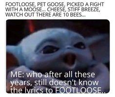 Cute Memes, Funny Cute, The Funny, Yoda Meme, Yoda Funny, Funny Relatable Memes, Funny Jokes, Hilarious, Yoda Images