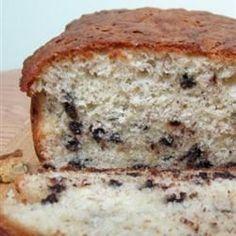 Banana Chocolate Chip Cake - Allrecipes.com