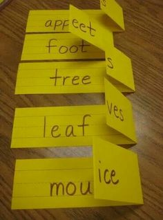 Great idea to practice irregular verbs in any language