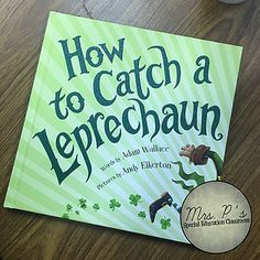 How to Catch a Leprechaun FREE How-To Writing Activities! mrspspedclass.com