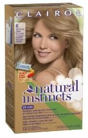 Natural Instincts Clairol is a hair color which use naural ingredients, so no other leading brand is healthier than Clairol.