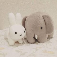 Plushies discovered by PaleBones on We Heart It Kawaii Plush, Cute Plush, Cute Stuffed Animals, Cute Animals, Ac New Leaf, Miffy, Beige Aesthetic, Aesthetic Pastel, Cute Toys