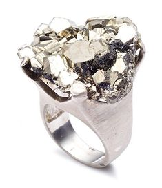 "Pretty pretty pyrite... ""fools gold"""