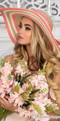 Wearing A Hat, Peach Blossoms, Southern Belle, Pink Fashion, Aesthetic Pictures, Hats For Women, Christian Dior, Affair, About Me Blog