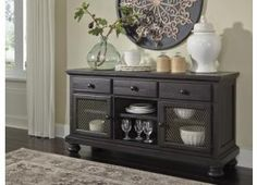 DR80 Charcoal Buffet · Dining Room ...