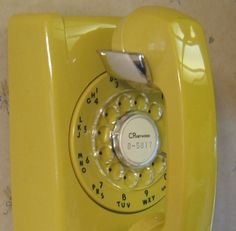 I grew up with a phone that looked like this!