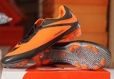 Jual sepatu bola nike hypervenom hitam orange murah 7c0a3afa4c0bf