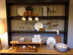 Sardine Run Dresser Display @The Salcombe Trading Company