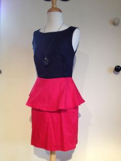 Peplum - should be burned, outlawed and never brought back into style.  Yuck!!