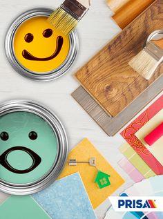 Hay una emoción contenida en el interior de una lata de pintura, sépanlo.