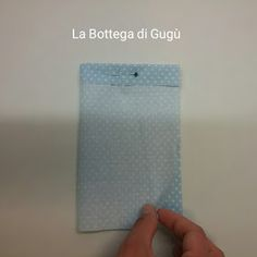 La bottega di Gugù: Come fare bomboniere porta-confetti semplici e d'effetto Confetti, Iphone, Sewing, Crafts, Diy, Spaghetti, Decor, Anna, Feltro