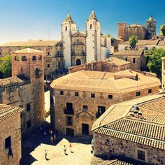 Caceres (UNESCO World Heritage Site), Spain - The city's history of battles between Moors and Christians is reflected in its architecture, which is a blend of Roman, Islamic, Northern Gothic and Italian Renaissance styles.